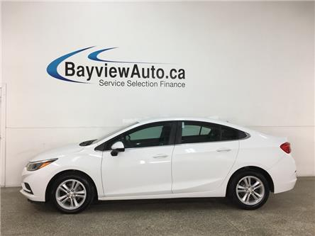 2016 Chevrolet Cruze LT Auto (Stk: 37260WA) in Belleville - Image 1 of 24