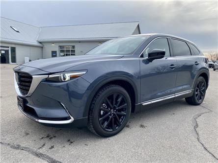 2021 Mazda CX-9 Kuro Edition (Stk: T2118) in Woodstock - Image 1 of 25