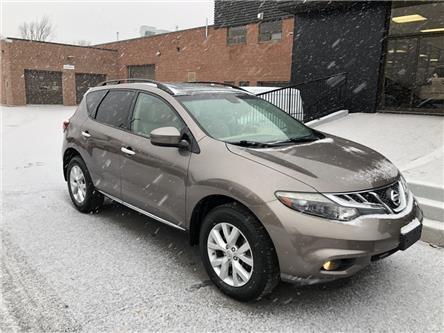 2011 Nissan Murano SL (Stk: -) in Ottawa - Image 1 of 26
