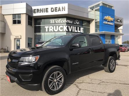2019 Chevrolet Colorado WT (Stk: P2254) in Alliston - Image 1 of 18