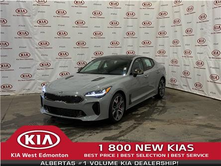2021 Kia Stinger GT Limited w/Black Interior (Stk: 22733) in Edmonton - Image 1 of 26