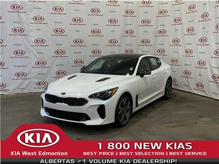 2021 Kia Stinger GT Limited w/Black Interior (Stk: 22747) in Edmonton - Image 1 of 25