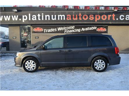 2016 Dodge Grand Caravan SE/SXT (Stk: PP832) in Saskatoon - Image 1 of 18