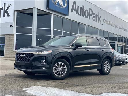 2019 Hyundai Santa Fe ESSENTIAL (Stk: 19-86826RJB) in Barrie - Image 1 of 25