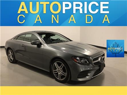 2018 Mercedes-Benz E-Class Base (Stk: H2911) in Mississauga - Image 1 of 28