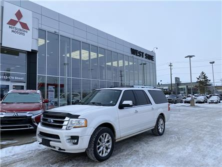 2017 Ford Expedition Max Limited (Stk: K22660A) in Edmonton - Image 1 of 20
