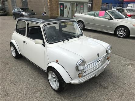 1995 MINI CLASSIC BRITISH COUPE 4 SPEED! A/C! (Stk: ) in Etobicoke - Image 1 of 17