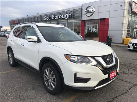 2020 Nissan Rogue S (Stk: Y20270A) in Scarborough - Image 1 of 8
