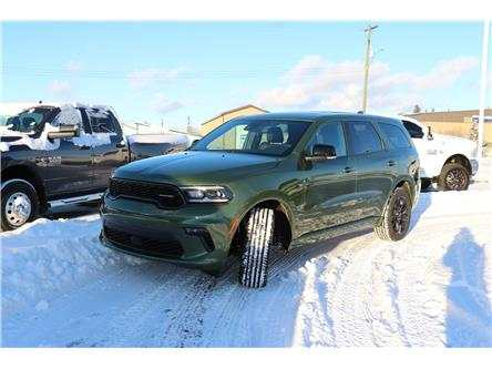 2021 Dodge Durango GT (Stk: MT011) in Rocky Mountain House - Image 1 of 30