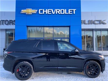 2021 Chevrolet Traverse Premier (Stk: 7210600) in Whitehorse - Image 1 of 21