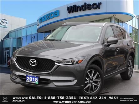 2018 Mazda CX-5 GT (Stk: TR07491) in Windsor - Image 1 of 25