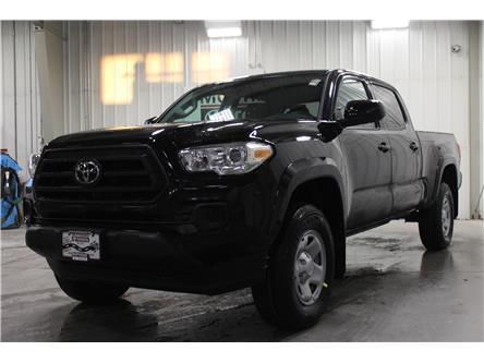 2021 Toyota Tacoma Base (Stk: X057791) in Winnipeg - Image 1 of 18