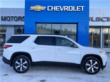 2021 Chevrolet Traverse LT True North (Stk: 7210630) in Whitehorse - Image 1 of 22