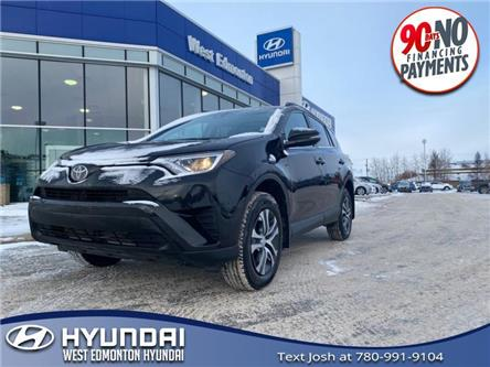 2017 Toyota RAV4 LE (Stk: P1400) in Edmonton - Image 1 of 25