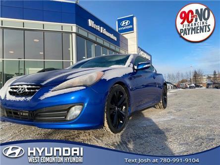 2010 Hyundai Genesis Coupe 3.8 (Stk: P1503) in Edmonton - Image 1 of 23