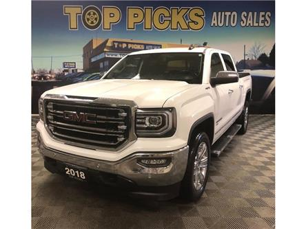 2018 GMC Sierra 1500 SLT (Stk: 168033) in NORTH BAY - Image 1 of 29