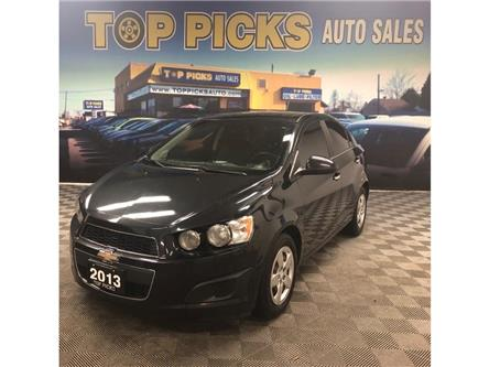2013 Chevrolet Sonic LT Auto (Stk: 132996) in NORTH BAY - Image 1 of 23