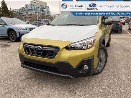 2021 Subaru Crosstrek Outdoor w/Eyesight (Stk: 35635) in RICHMOND HILL - Image 1 of 21