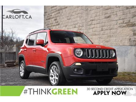 2016 Jeep Renegade North (Stk: B6741) in Kingston - Image 1 of 29