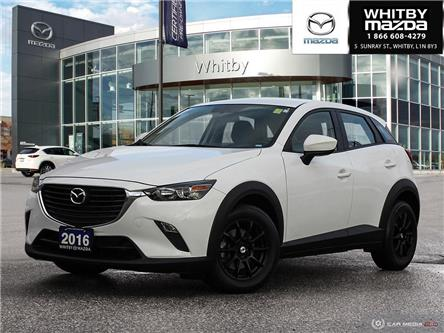 2016 Mazda CX-3 GX (Stk: 210240A) in Whitby - Image 1 of 27