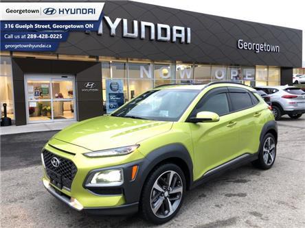 2019 Hyundai Kona 1.6T Ultimate (Stk: 1008A) in Georgetown - Image 1 of 20