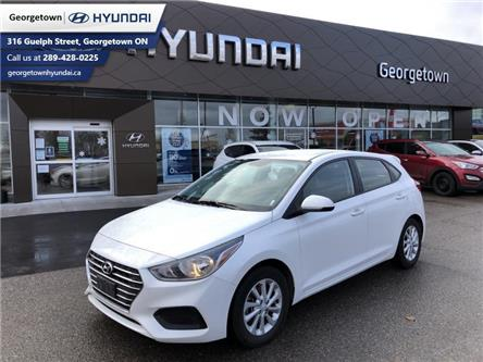 2020 Hyundai Accent  (Stk: U16) in Georgetown - Image 1 of 18