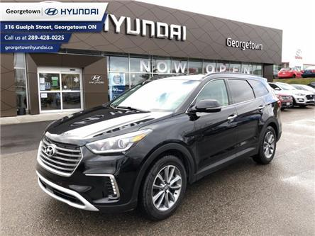 2019 Hyundai Santa Fe XL  (Stk: U18) in Georgetown - Image 1 of 12