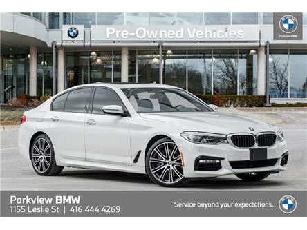 2018 BMW 540i xDrive (Stk: PP9441) in Toronto - Image 1 of 22