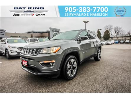2020 Jeep Compass Limited (Stk: 7185) in Hamilton - Image 1 of 30