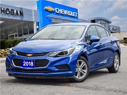 2018 Chevrolet Cruze LT Auto (Stk: A171687) in Scarborough - Image 1 of 25