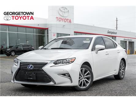 2017 Lexus ES 300h Base (Stk: 17-34660GT) in Georgetown - Image 1 of 21