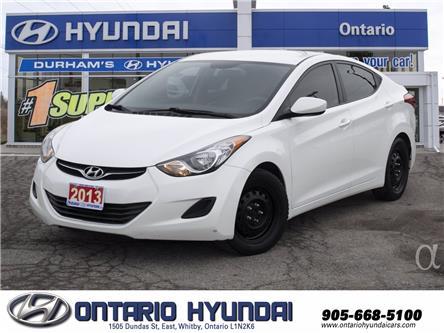 2013 Hyundai Elantra GL (Stk: 49360K) in Whitby - Image 1 of 15