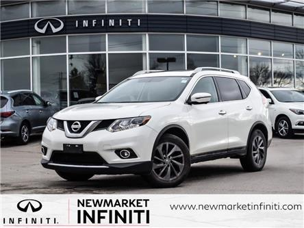 2016 Nissan Rogue SL Premium (Stk: UI1444) in Newmarket - Image 1 of 18