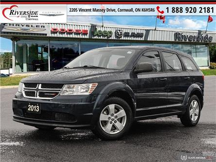 2013 Dodge Journey CVP/SE Plus (Stk: N19331B) in Cornwall - Image 1 of 27