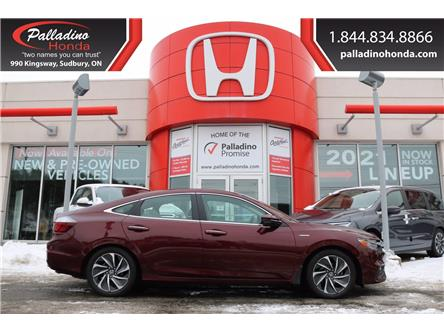 2019 Honda Insight Touring (Stk: BC0142) in Greater Sudbury - Image 1 of 35