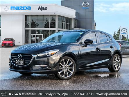 2018 Mazda Mazda3 Sport GT (Stk: P5673) in Ajax - Image 1 of 30