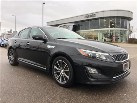 2016 Kia Optima Hybrid  (Stk: 099416) in Waterloo - Image 1 of 29