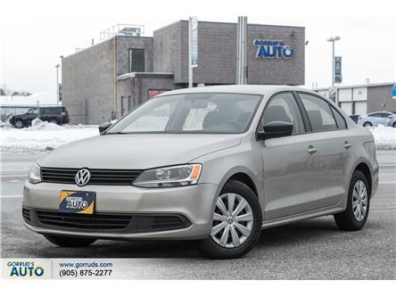 2012 Volkswagen Jetta 2.0L Trendline (Stk: 128297) in Milton - Image 1 of 18