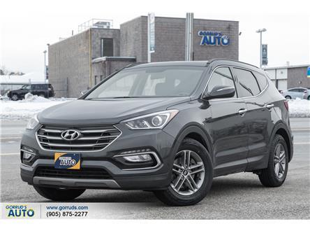 2018 Hyundai Santa Fe Sport 2.4 Premium (Stk: 516207) in Milton - Image 1 of 19
