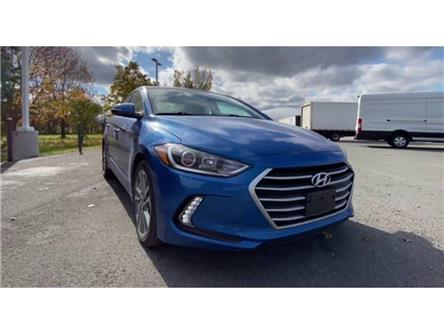 2017 Hyundai Elantra  (Stk: U21071) in Embrun - Image 1 of 29