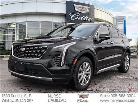 2021 Cadillac XT4 Premium Luxury (Stk: 21K072) in Whitby - Image 1 of 26