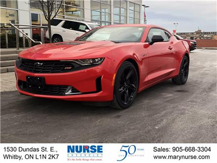2021 Chevrolet Camaro LT1 (Stk: 21C004) in Whitby - Image 1 of 24