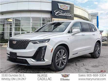 2021 Cadillac XT6 Premium Luxury (Stk: 21K068) in Whitby - Image 1 of 26