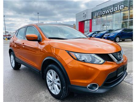 2019 Nissan Qashqai SV (Stk: N1342A) in Thornhill - Image 1 of 21