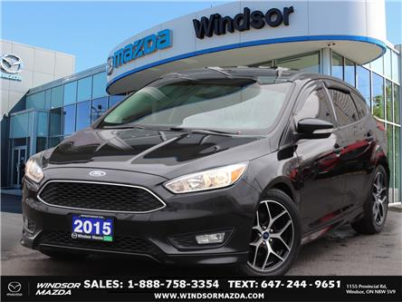 2015 Ford Focus SE (Stk: TR8855) in Windsor - Image 1 of 22
