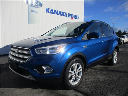 2018 Ford Escape SE (Stk: P50850) in Kanata - Image 1 of 9