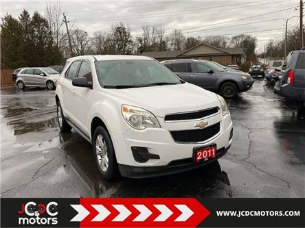 2011 Chevrolet Equinox LS (Stk: ) in Cobourg - Image 1 of 15
