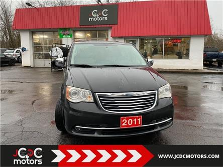 2011 Chrysler Town & Country Limited (Stk: ) in Cobourg - Image 1 of 20