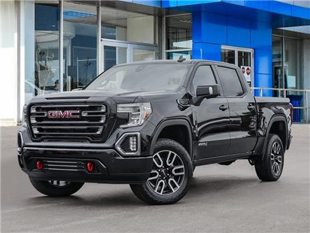 2021 GMC Sierra 1500 AT4 (Stk: M183) in Chatham - Image 1 of 23