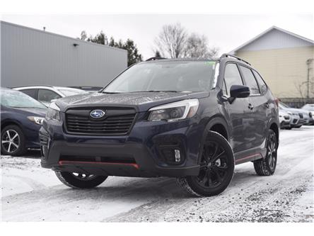 2021 Subaru Forester Sport (Stk: SM195) in Ottawa - Image 1 of 24